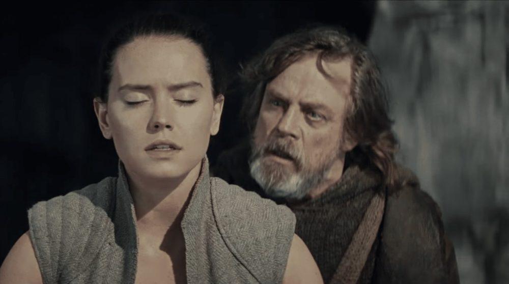 Rian Johnson The Last Jedi test visning / Filmz.dk
