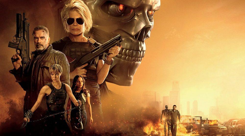 Terminator Dark Fate hjemmebiograf / Filmz.dk