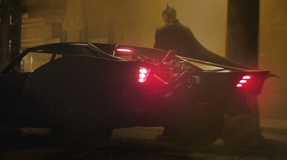 The Batman Batmobil / Filmz.dk