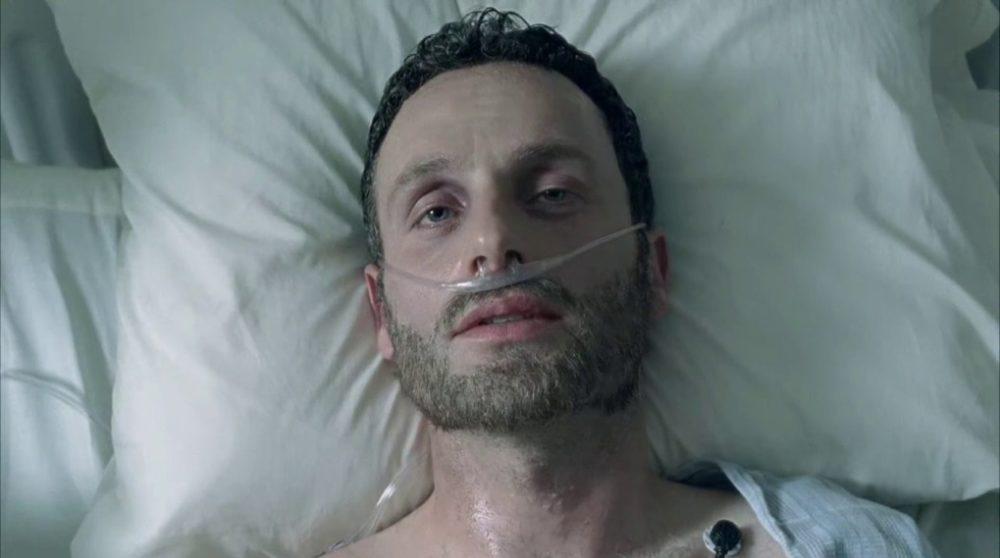 The Walking Dead hospital corona / Filmz.dk