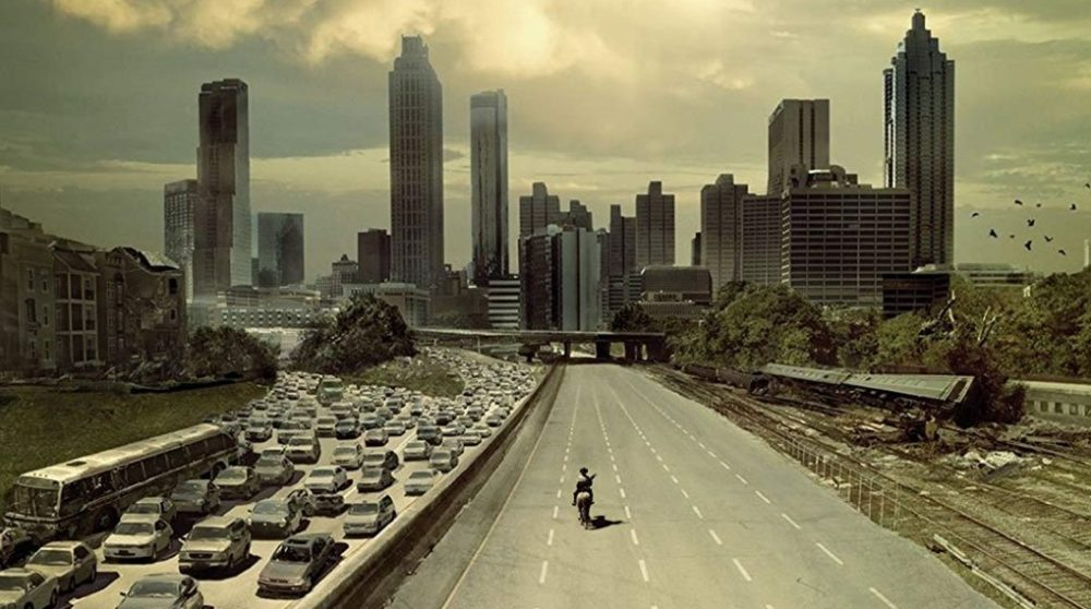 The Walking Dead coronavirus / Filmz.dk