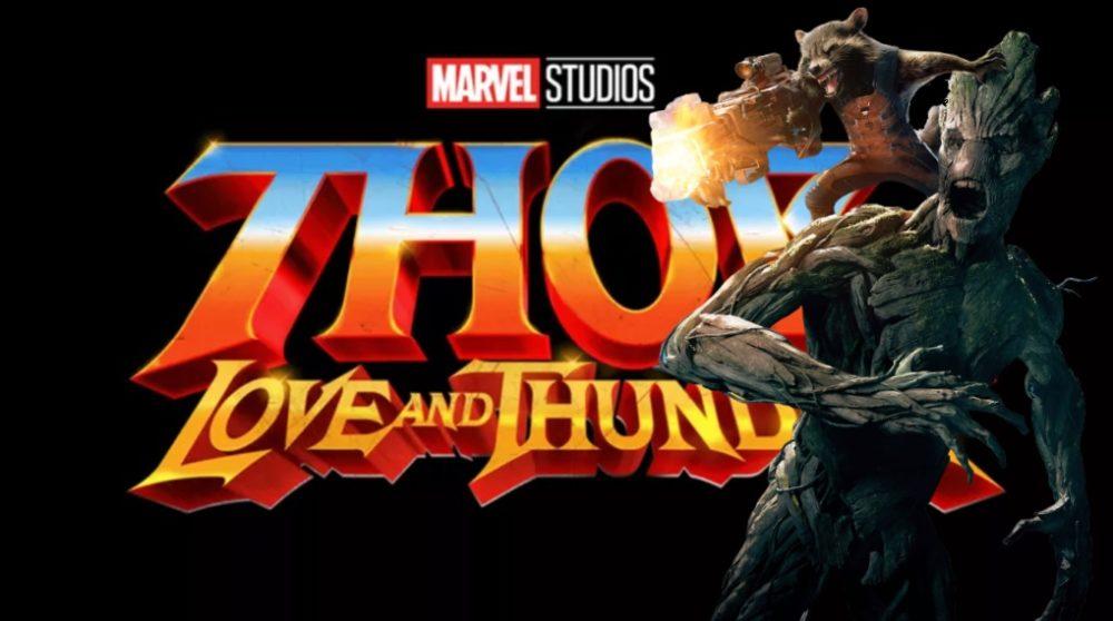 Vin Diesel Guardians Galaxy Thor Love Thunder / Filmz.dk