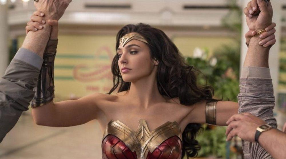 Wonder Woman 1984 streaming reagerer / Filmz.dk