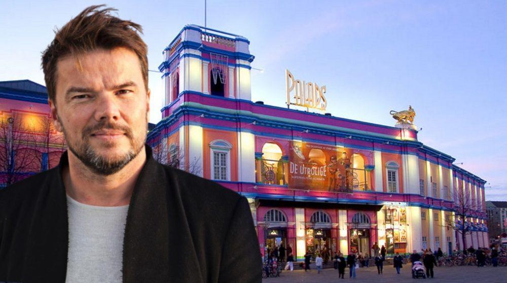 Bjarke Ingels biograf palads / Filmz.dk
