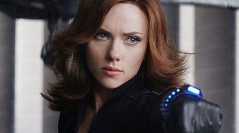 Black Widow Kevin Feige huller teaser / Filmz.dk