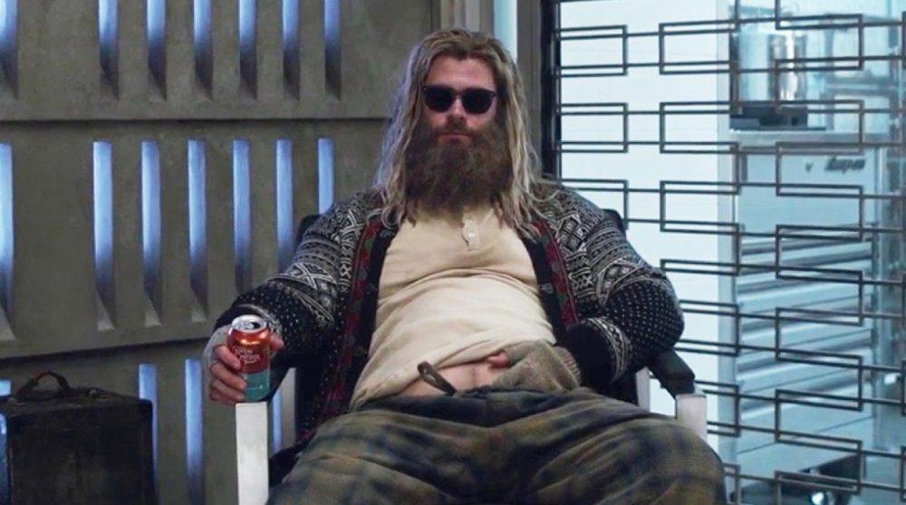 Bro Thor veganere Marvel Love Thunder / Filmz.dk