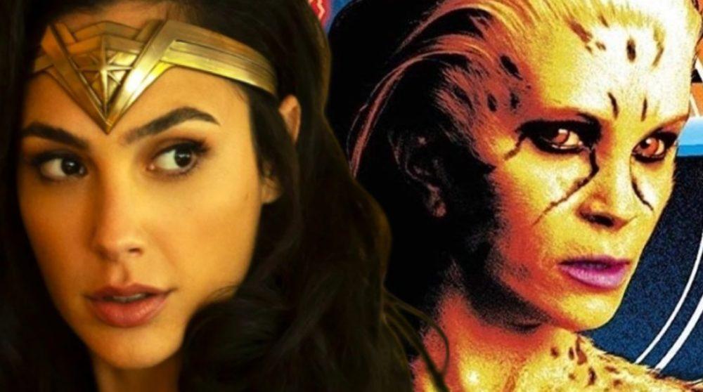 Cheetah skurk motiv Wonder Woman 1984 / Filmz.dk