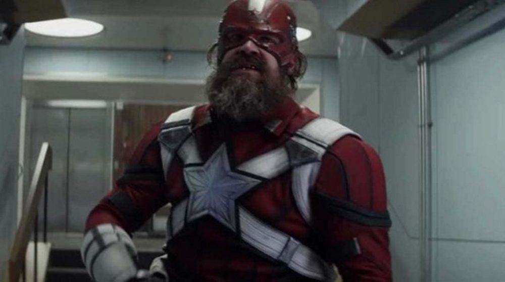 David Harbour Marvel Black Widow streaming / Filmz.dk