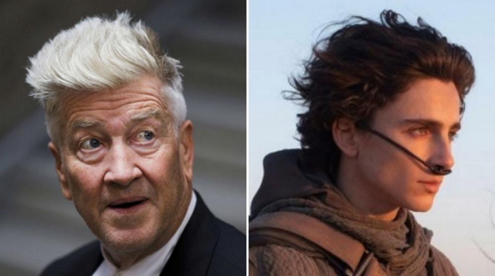 David Lynch Dune kommenterer 2020 / Filmz.dk