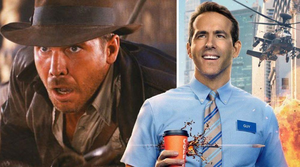 Indiana Jones 5 Free Guy ny premieredato / Filmz.dk