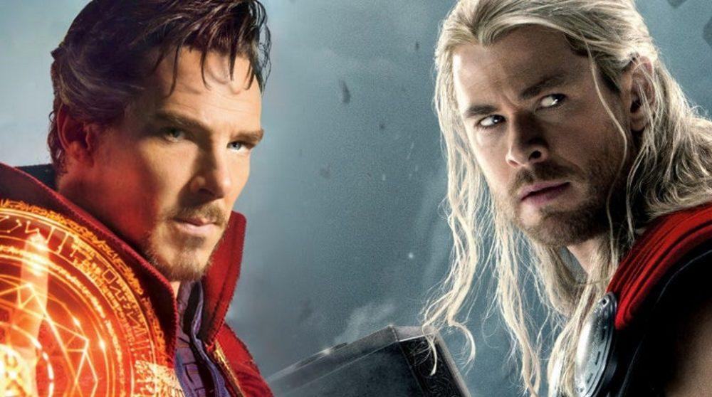 Marvel MCU rokade Doctor Strange 2 Thor 4 / Filmz.dk