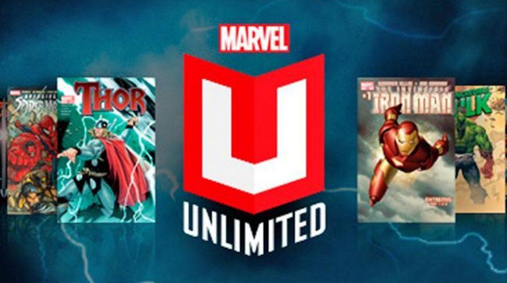 Marvel Unlimited gratis tegneserier / Filmz.dk