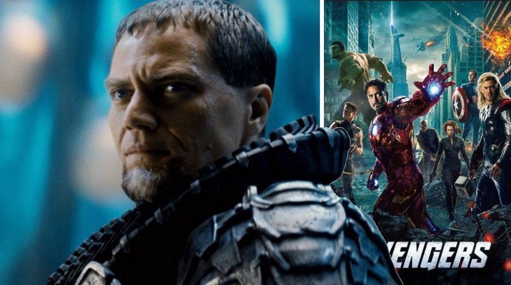 Michael Shannon corona modsvar film avengers covid-19 / Filmz.dk