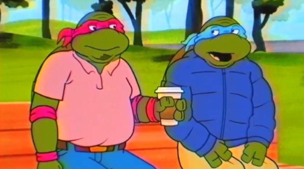 Middle-Aged Mutant Ninja Turtles / Filmz.dk