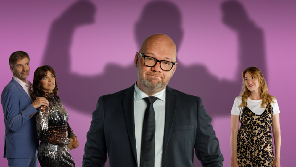 Store Lars Hjortshøj serie Viaplay trailer / Filmz.dk