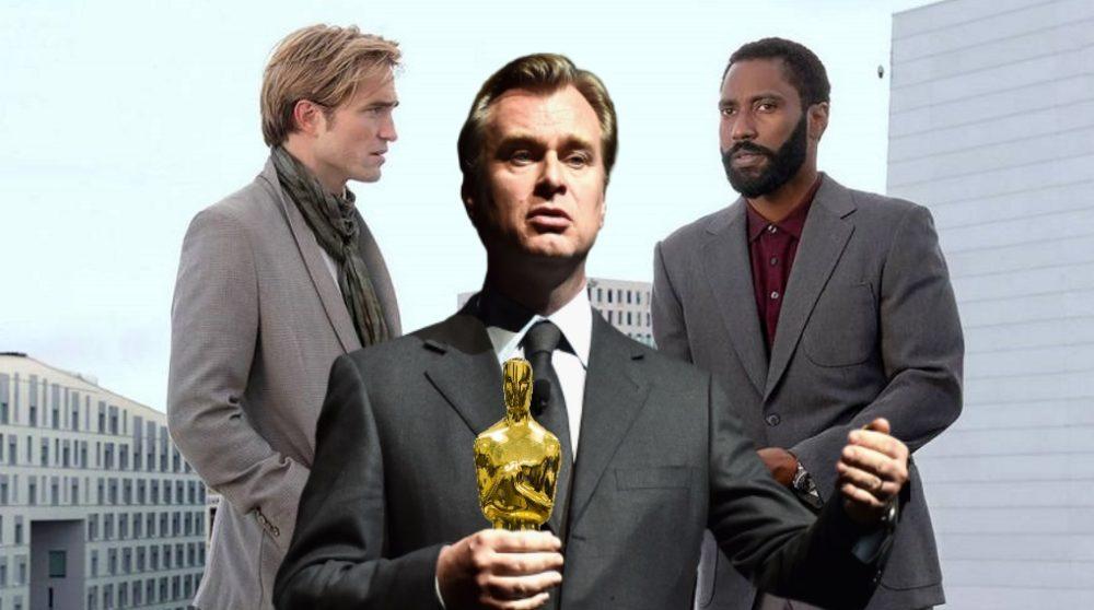 Tenet Oscar Christopher Nolan / Filmz.dk