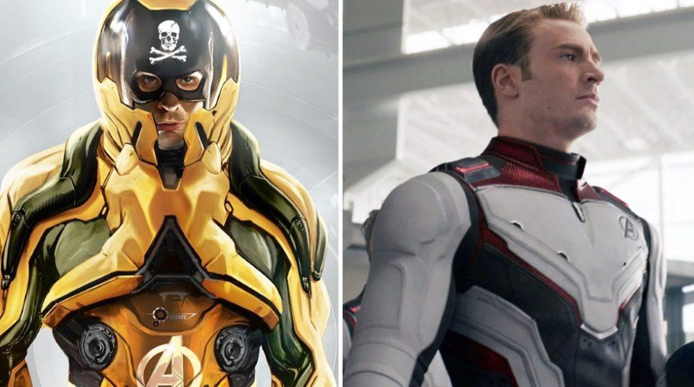 alternativ dragt Avengers Endgame / Filmz.dk