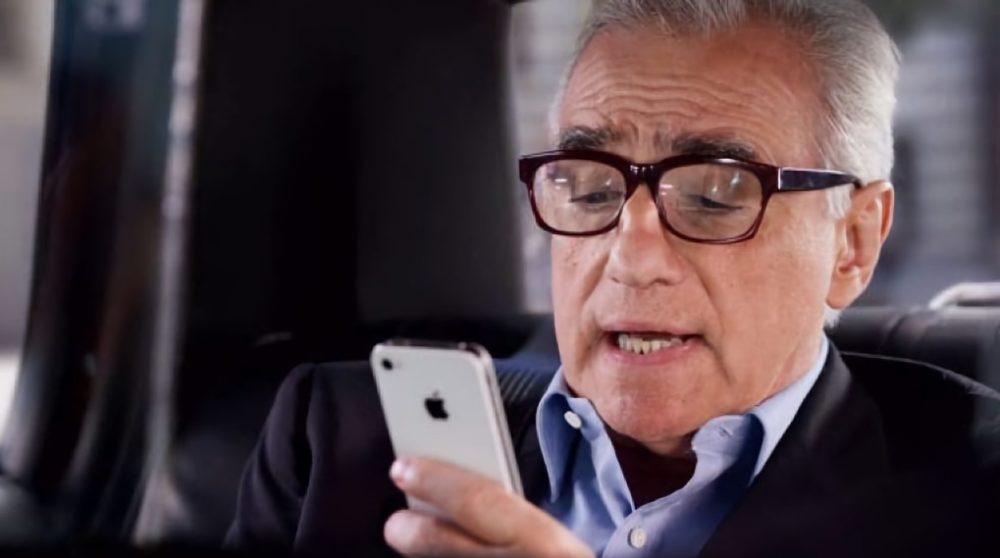 Apple Killers of the flower moon Martin Scorsese / Filmz.dk