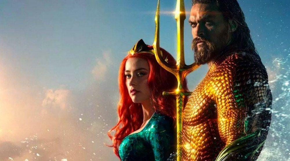 Aquaman 2 ikke fyret Amber Heard / Filmz.dk