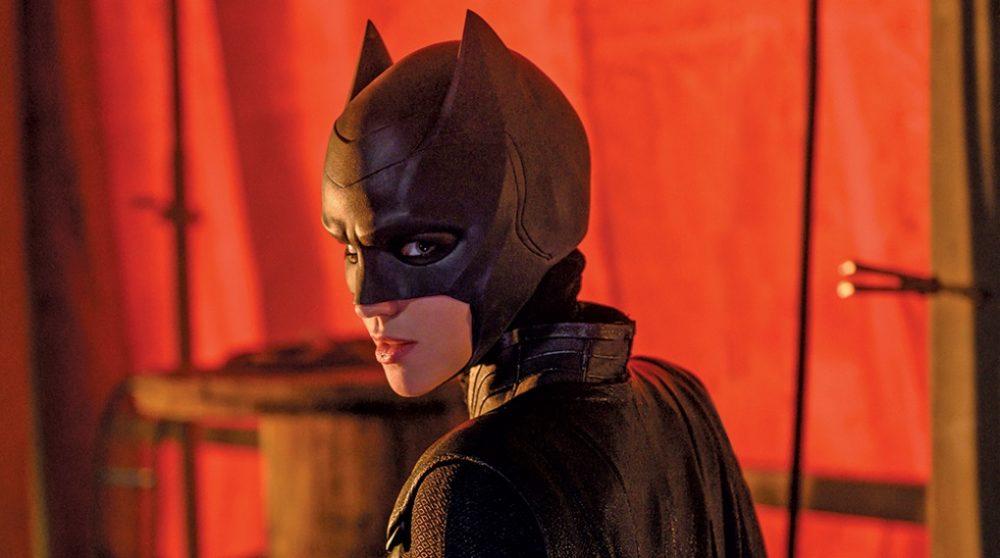 Batwoman Ruby Rose dropper rolle Sæson 2 / Filmz.dk