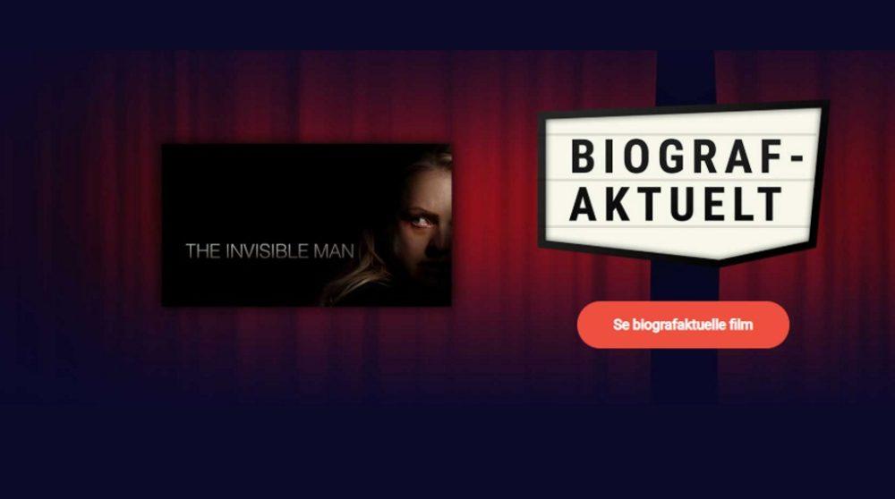 blockbuster idé biograf billetkøb / Filmz.dk