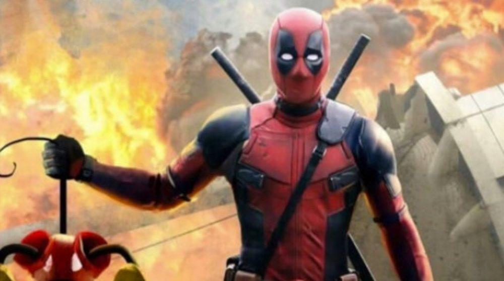 Deadpool dræber Mickey Mouse / Filmz.dk