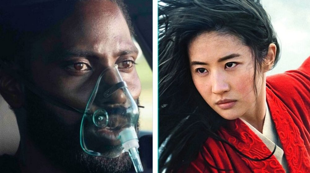 Disney afventer Tenet Mulan / Filmz.dk