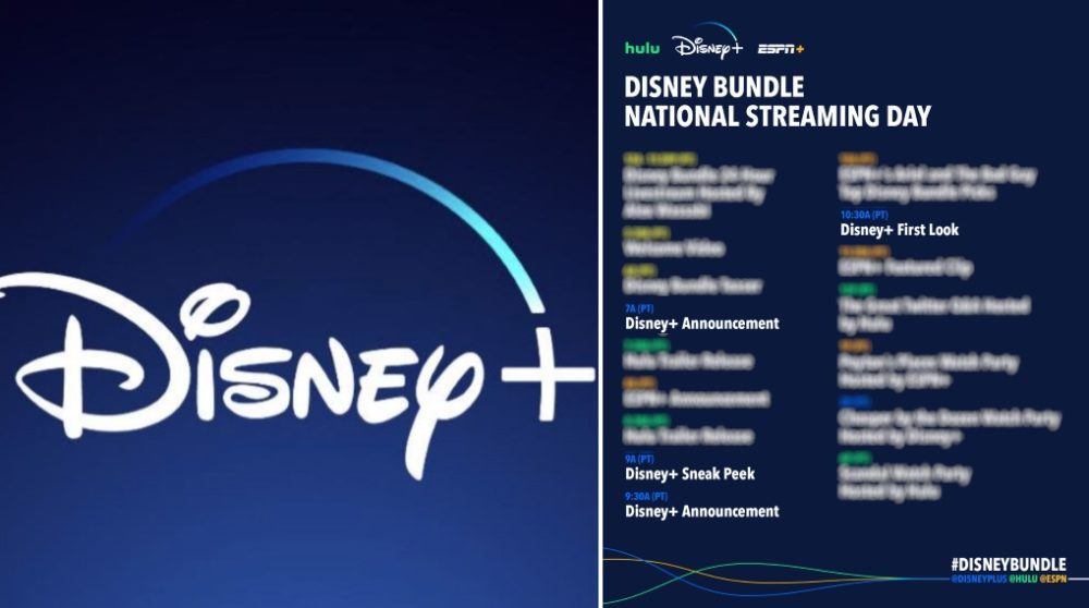 Disney Plus Streaming Day / Filmz.dk