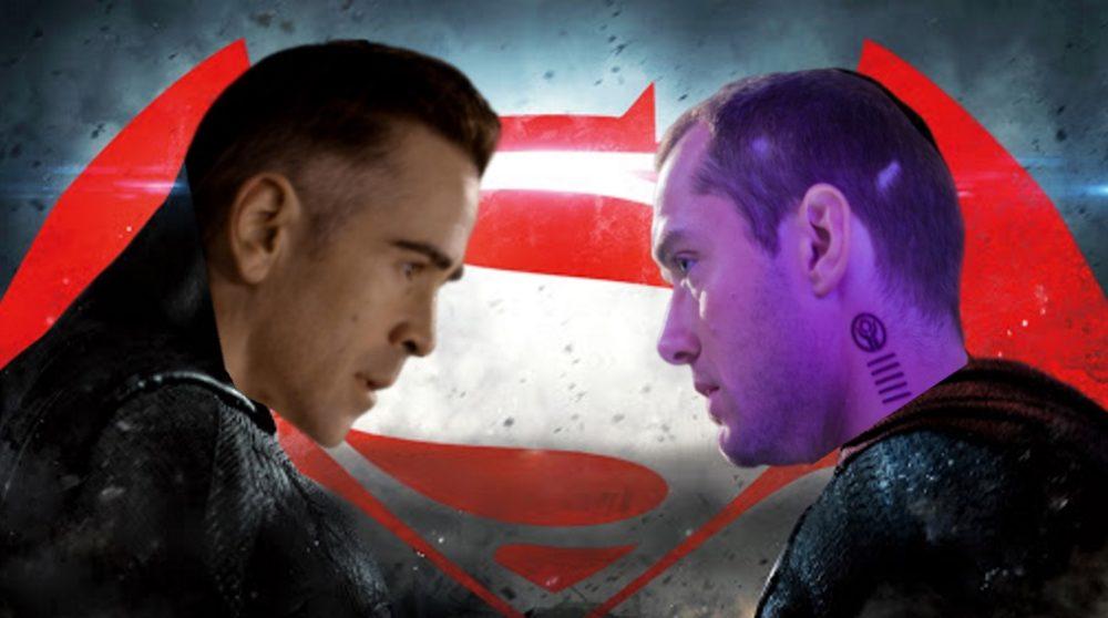 Droppet Batman v Superman / Filmz.dk