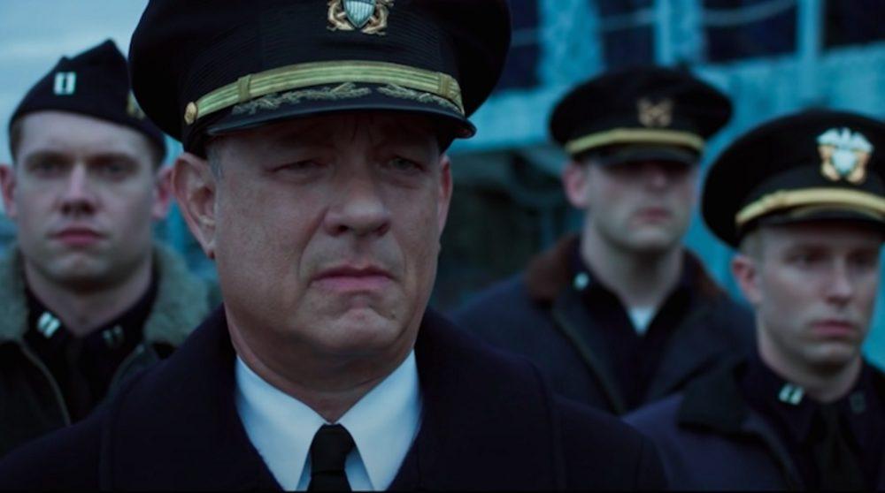 Greyhound Apple streaming Tom Hanks / Filmz.dk