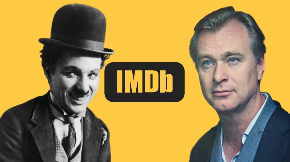 IMDb årti topliste Nolan Chaplin / Filmz.dk
