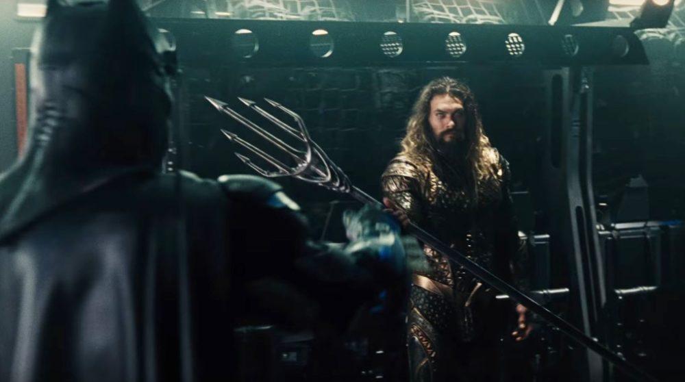 Justice League Snyder Cut Jason Momoa / Filmz.dk