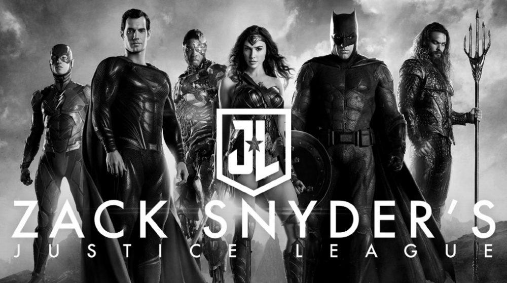 Justice League Zack Snyder HBO Max 2021 / Filmz.dk