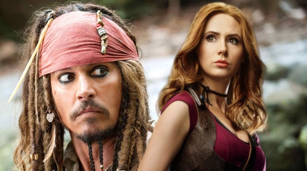 Karen Gillan kvindelig hovedrolle Pirates of the Caribbean / Filmz.dk