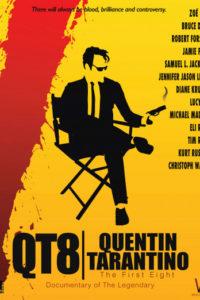 QT8: The First Eight Quentin Tarantino dokumentar anmeldelse / Filmz.dk