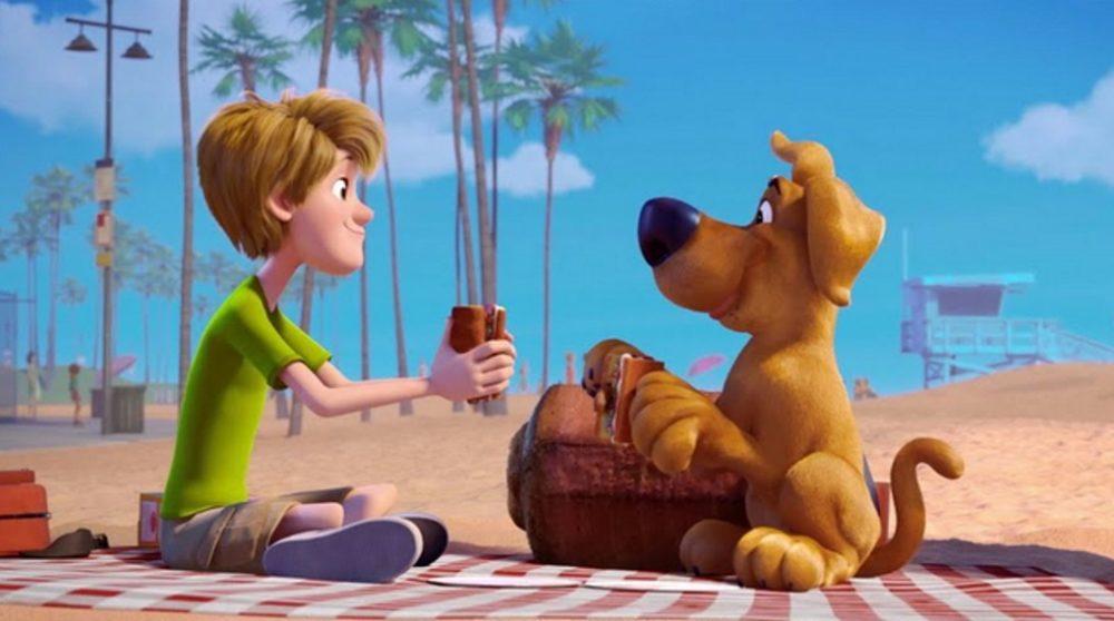 Scoob! Scooby Doo film første fem minutter / Filmz.dk