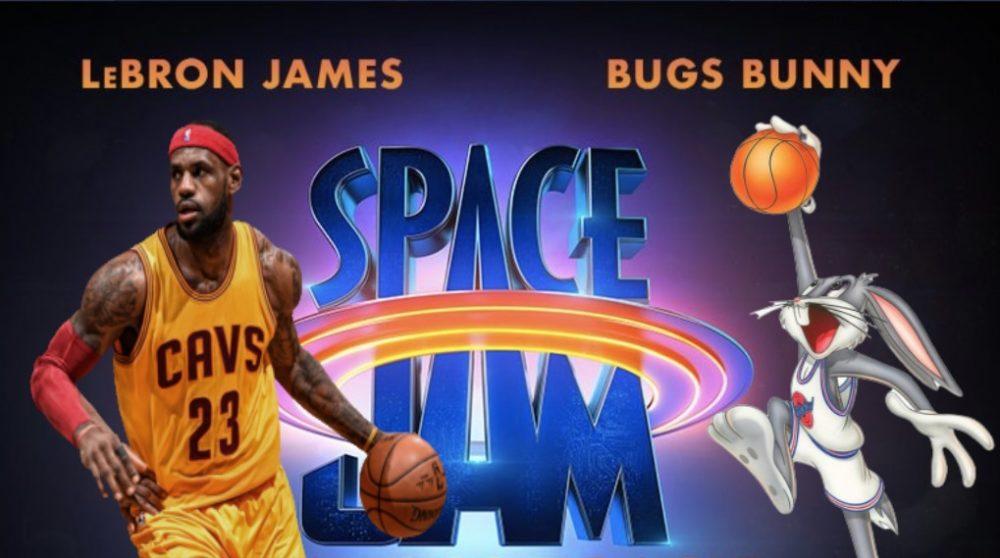 Space Jam 2 titel logo / Filmz.dk
