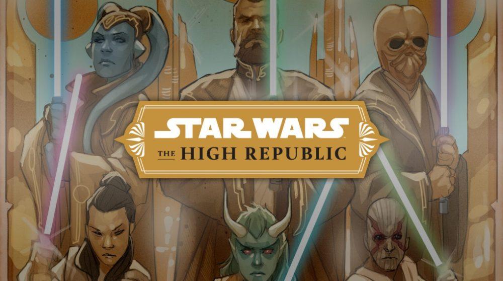 Star Wars The High Republic udsættes / Filmz.dk