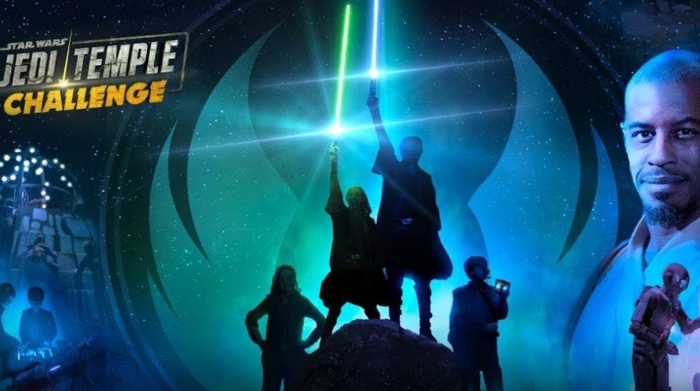 Star Wars trailer Jedi Temple Challenge / Filmz.dk