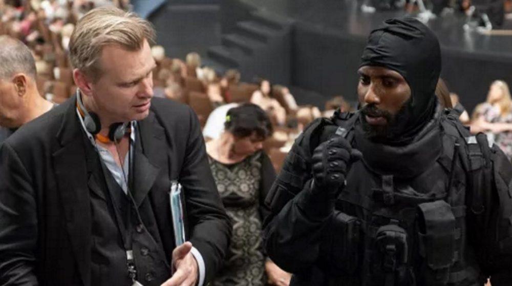 Tenet spion genre Nolan / Filmz.dk