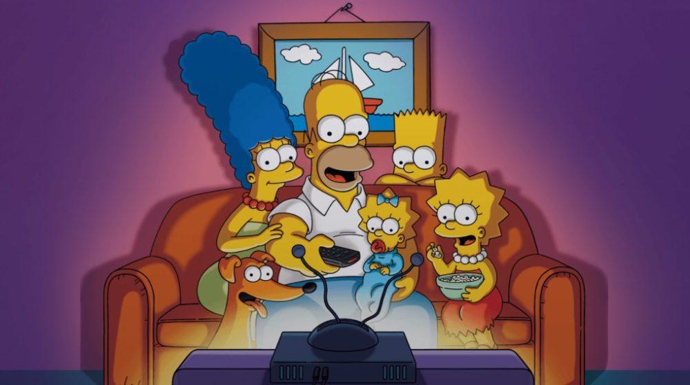 The Simpsons Disney Plus / Filmz.dk