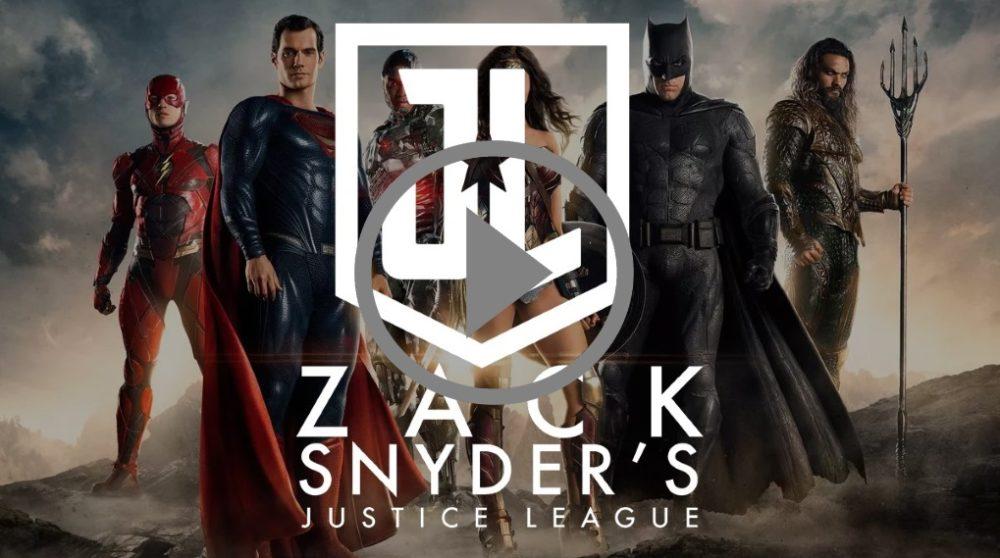 Zack Snyder Justice League trailer / Filmz.dk