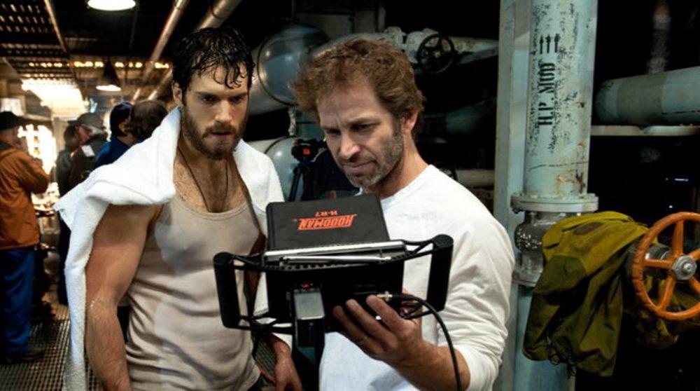 Zack Snyder særvisning Man of Steel / Filmz.dk