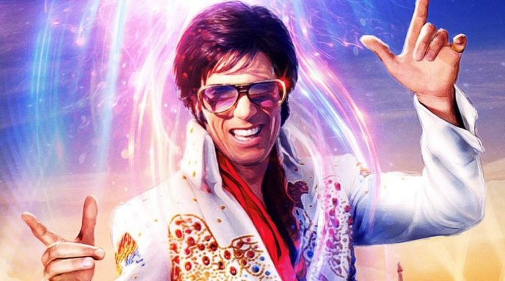 Elvis from outer space trailer / Filmz.dk