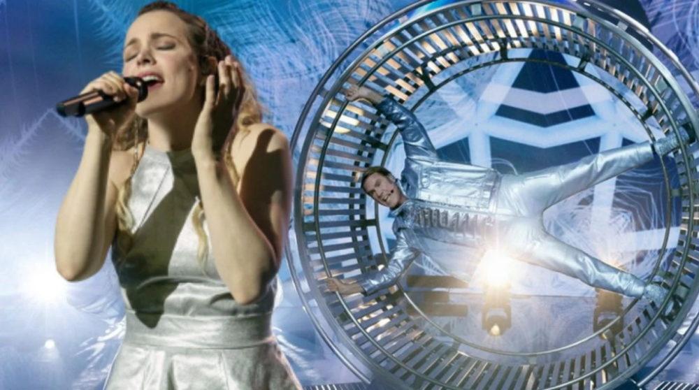 Eurovision Song Contest Movie Songs Rachel McAdams Will Ferrell / filmz.dk