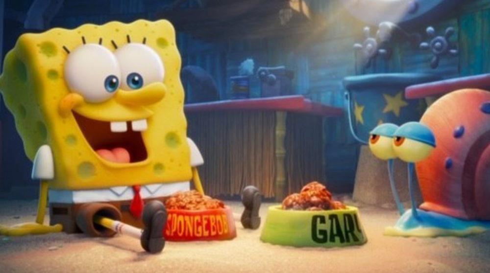 SpongeBob Sponge on the Run / filmz.dk