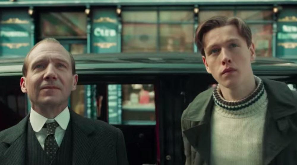 The Kings Man Trailer / filmz.dk