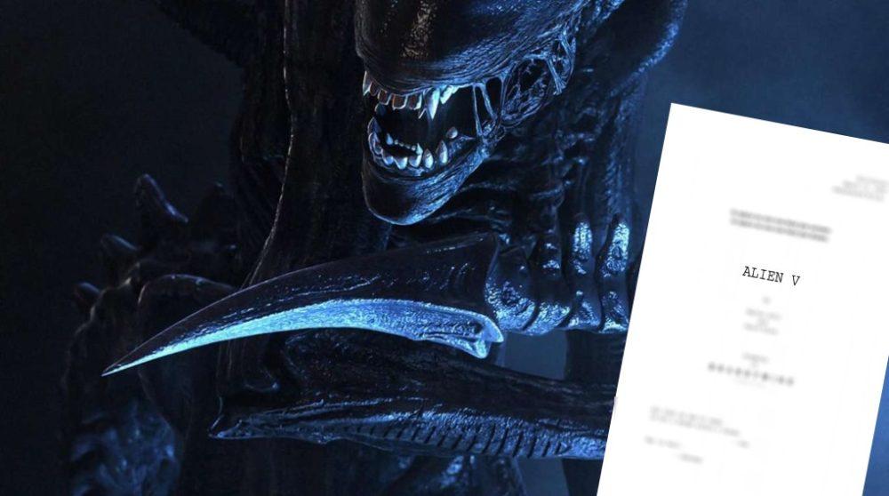 Alien 5 manuskript / Filmz.dk
