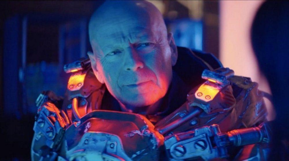 Bruce Willis Cosmic Sin / Filmz.dk
