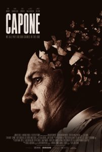 Capone anmeldelse / Filmz.dk